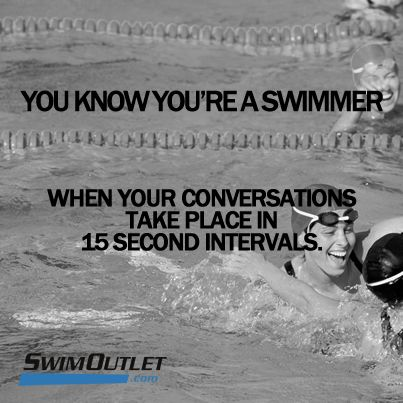 You know you're a swimmer when.... #SwimOutlet