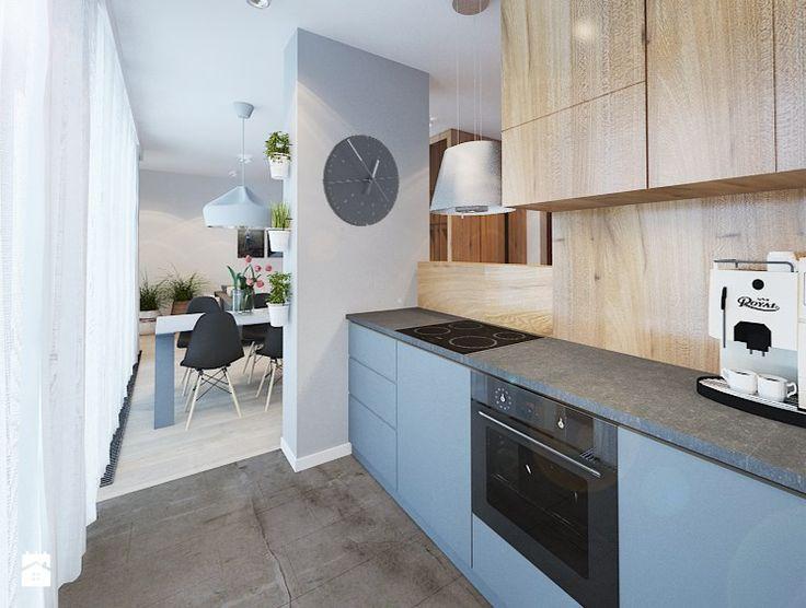 Kuchnia - zdjęcie od COI Pracownia Architektury Wnętrz - Kuchnia - COI Pracownia Architektury Wnętrz
