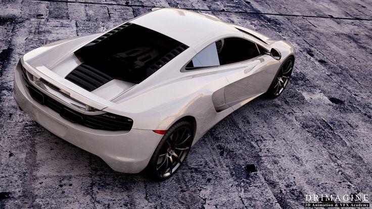 #grafika 3D; #animacja 3D; #samochody sportowe;