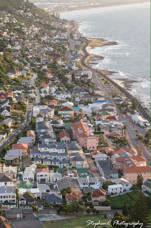 Kalk bay Western Cape South Africa