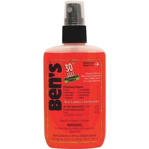 Ben's 30% Deet Insect Repellent Spray