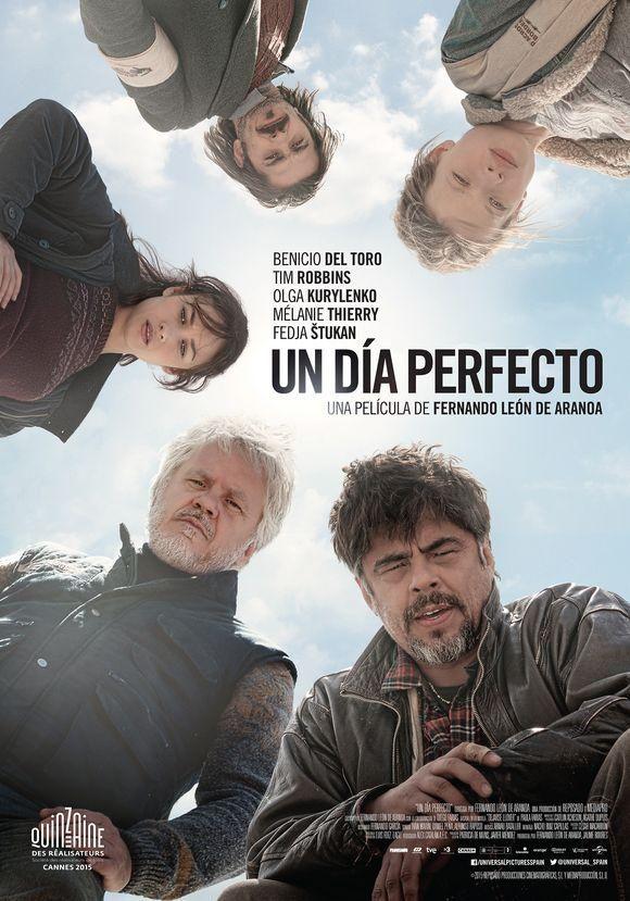 """Cuéntame una historia: """"Un día perfecto"""" Fernando León de Aranoa"""