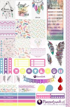 tribal_rainbow_free_printable_stickers_4_planners_by_anacarlilian-daawjjw.jpg 2,236×3,406 pixels