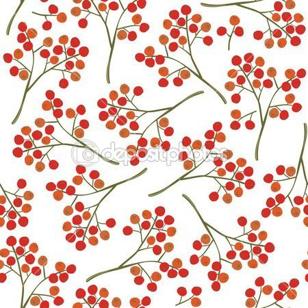 depositphotos_32465989-Messy-red-orange-rowan-berry.jpg (450×450)