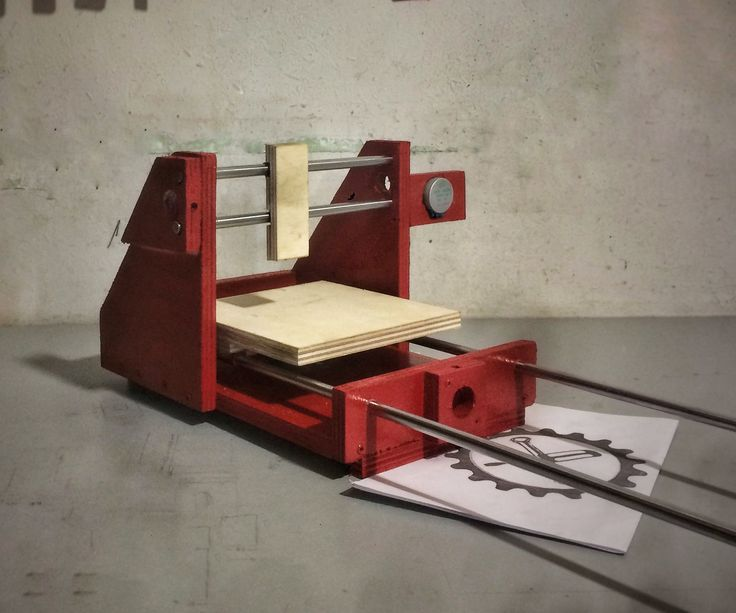cnc milling machine home