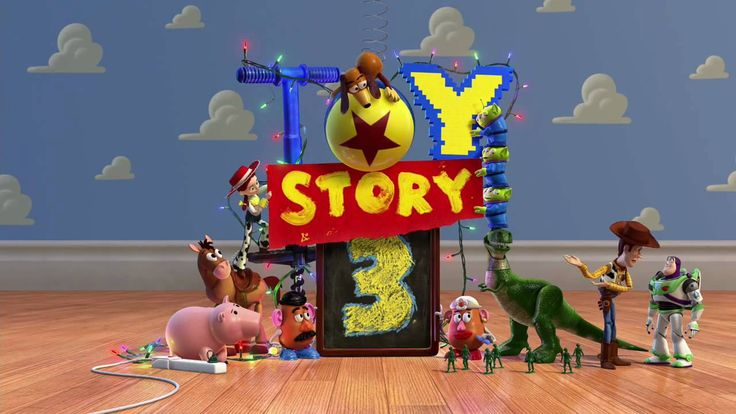 Toy Story 3 - HD Trailer. I love this...It's one of my favorites.  :)