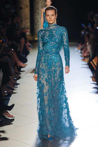 Amazing...Elie Saab Couture Fall 2012 hautecouture highfashion Eliesaab