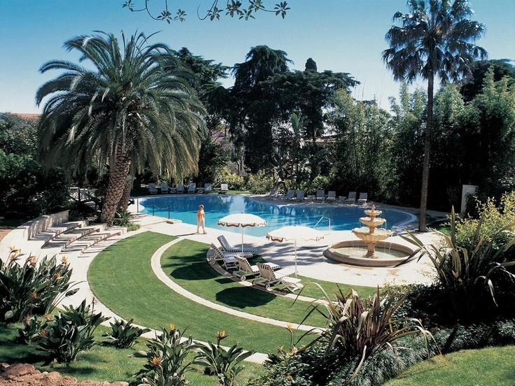 Olissippo Lapa Palace, Lisbon: Portugal Resorts : Condé Nast Traveler