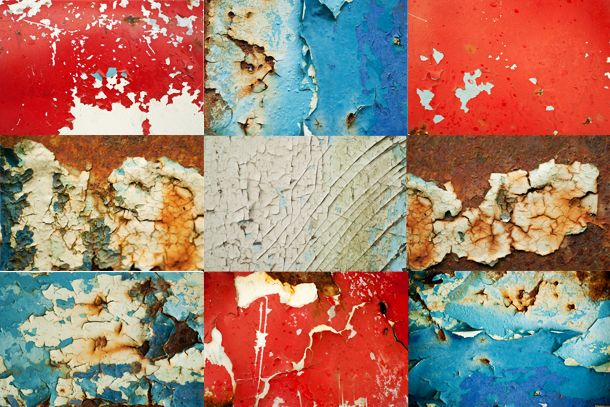 """100 Free Photoshop Textures to download from Practical Photoshop, """"Sensational Images Made Simple."""""""