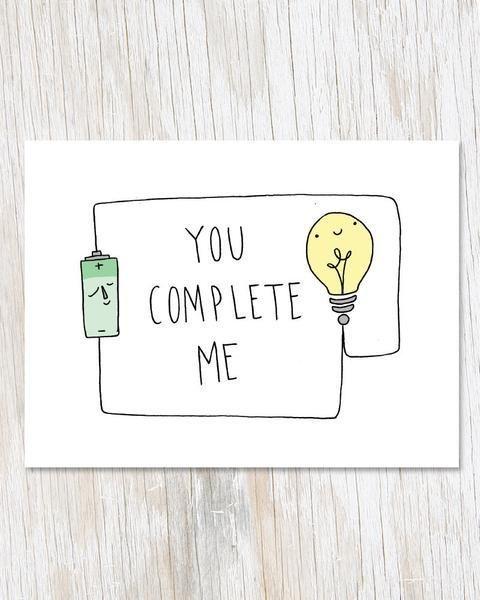 Elektrischer Stromkreis: Du vervollständigst mich …