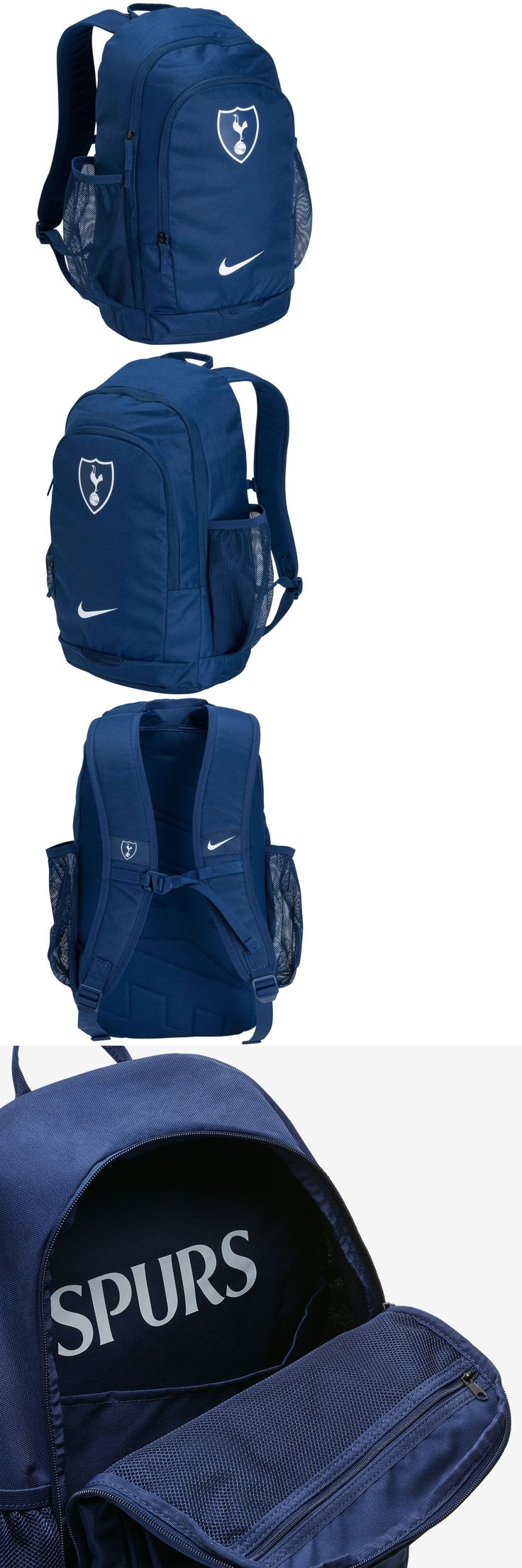 Other Soccer 2914: Nike Tiempo Totthenham Hotspur 2017- 2018 Stadium Soccer School Gym Bag Backpack -> BUY IT NOW ONLY: $69.99 on eBay!