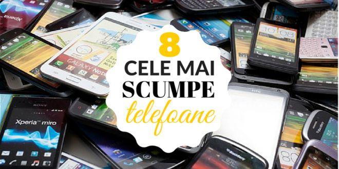 Top 8 cele mai scumpe telefoane din lume