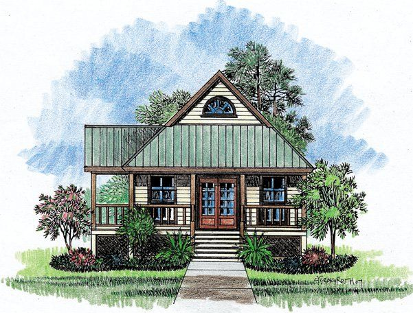 cottage house plans harper acadian house plans cottage home plans