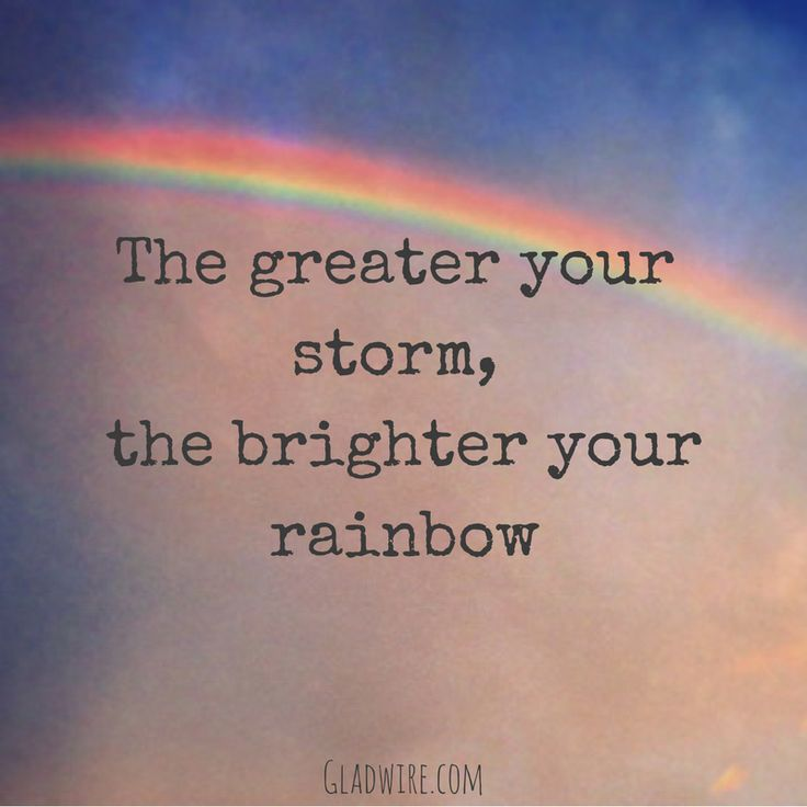 Inspirational Quotes About Positive: Best 25+ Rainbow Quote Ideas On Pinterest