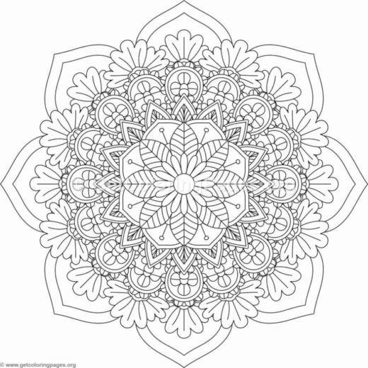 As 25 Melhores Ideias De Flower Mandala No Pinterest