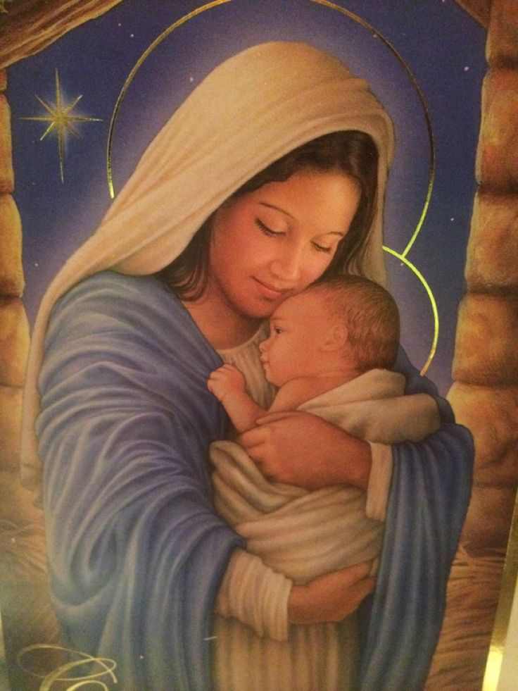 Q a virgem Maria abençoe. Todas as crianças q estão. No ventre de cada mãe principalmente das minhas irmãs e da minha prima