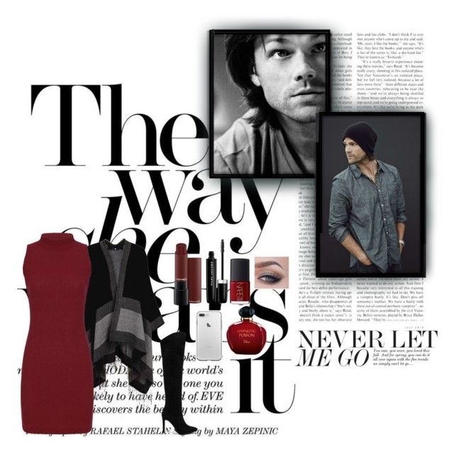 """""""The Way She Wears It"""" by xo-nataliiee-xo on Polyvore featuring Pura López, Marc Jacobs, NARS Cosmetics and Christian Dior"""