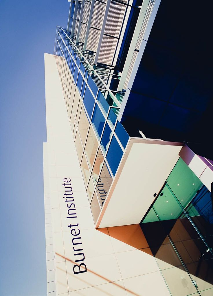 Peddle Thorp - Alfred Medical Research & Education Precinct, Melbourne