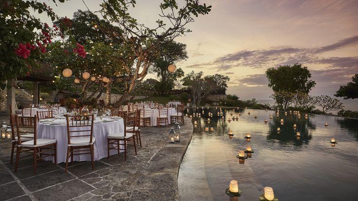 Jimbaran Bay Wedding Venue | Four Seasons Resort Jimbaran Bay