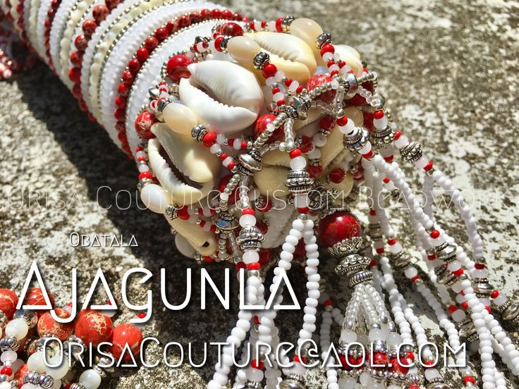 Iruke Obatala Ajagunla For inquires, please send an email to OrisaCouture@aol.com #iruke #irukere #obatala #ajagunla #ajaguna #ayaguna #orisafunfun #orishafunfun #orisa #orisha #lukumi #santeria #yoruba #diaspora #orisacouture