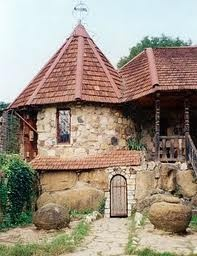 30 best french country cottage images on pinterest for Witches cottage house plans