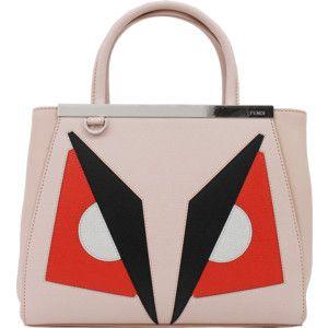 FENDI 2Jours Mini Shopping Bag