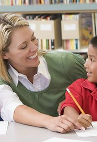 Become a Teaching Assistant