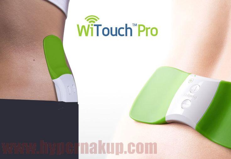 Stimulátor na potlačenie bolesti chrbta WiTouch™Pro je prvé bezdrôtovo ovládané zariadenie pre uvoľnenie bolesti používajúce TENS technológiu, ktorá sa zameriava na bolesti chrbta. Tenký a flexibilný tvar dokonale prilieha na chrbát tak aby maximalizoval plochu dotyku s telom. Pokročilý elektronický softvér prístroja maximalizuje využitie energie a tým zabezpečuje 150 polhodinových liečebných cyklov na životnosť jednej sady batérií. Toto inovatívne zariadenie je bezpečné, nevyžadujúce žiadne…