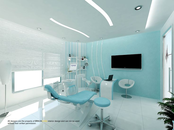 Aesthetic Medical Center, Dentist's room.