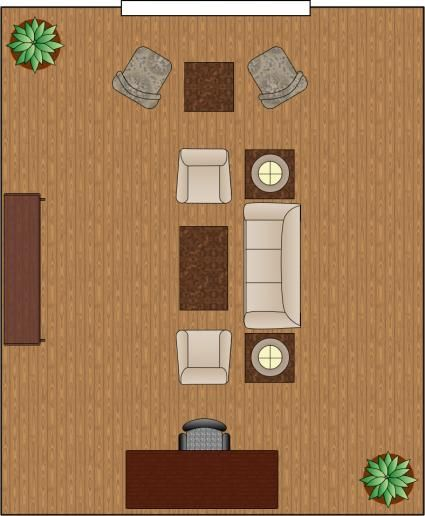 living room arrangement divided, several arrangement ideas at the link