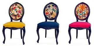 sillas mexicanas de colores - Buscar con Google