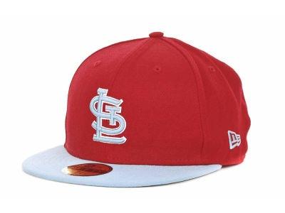 St. Louis Cardinals New Era 59Fifty MLB Cooperstown Hats