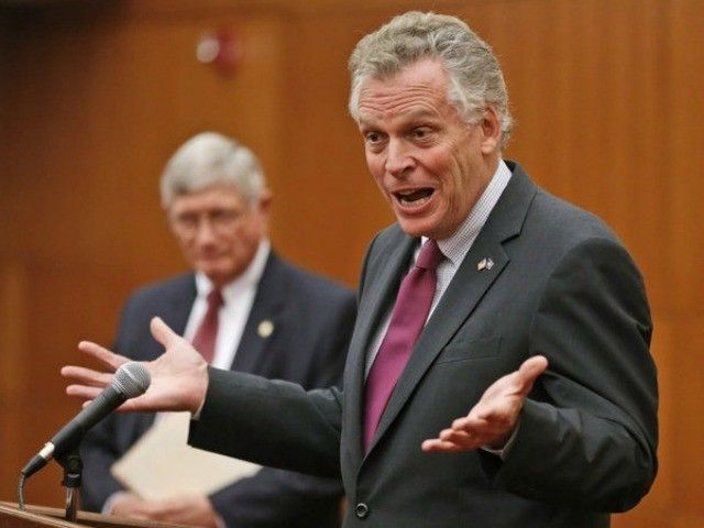 Virginia Lawmakers Defy Gov. Terry McAuliffe with Concealed Carry Bill