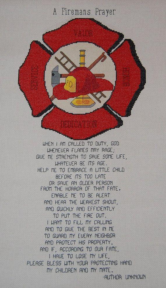 point de croix pompiers PINTEREST - Pesquisa Google