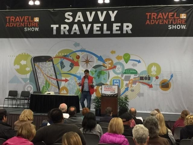 Got the winter blues? Time to plan a trip! Here's the 2018 Travel Show Schedule with discount codes and my schedule of appearances: