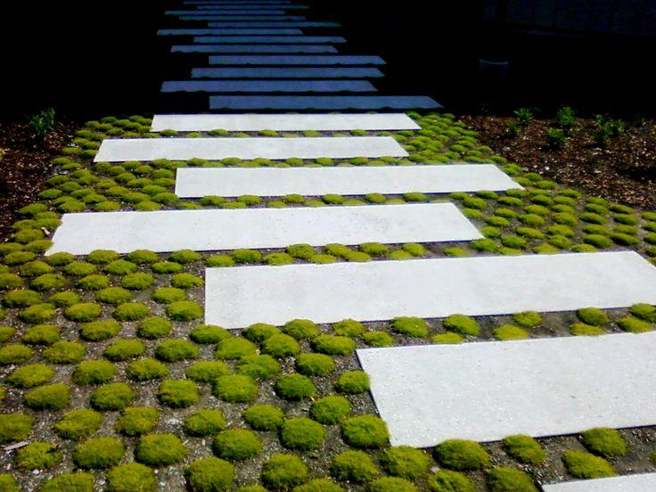 193 best hardscape modern path images on Pinterest Landscaping