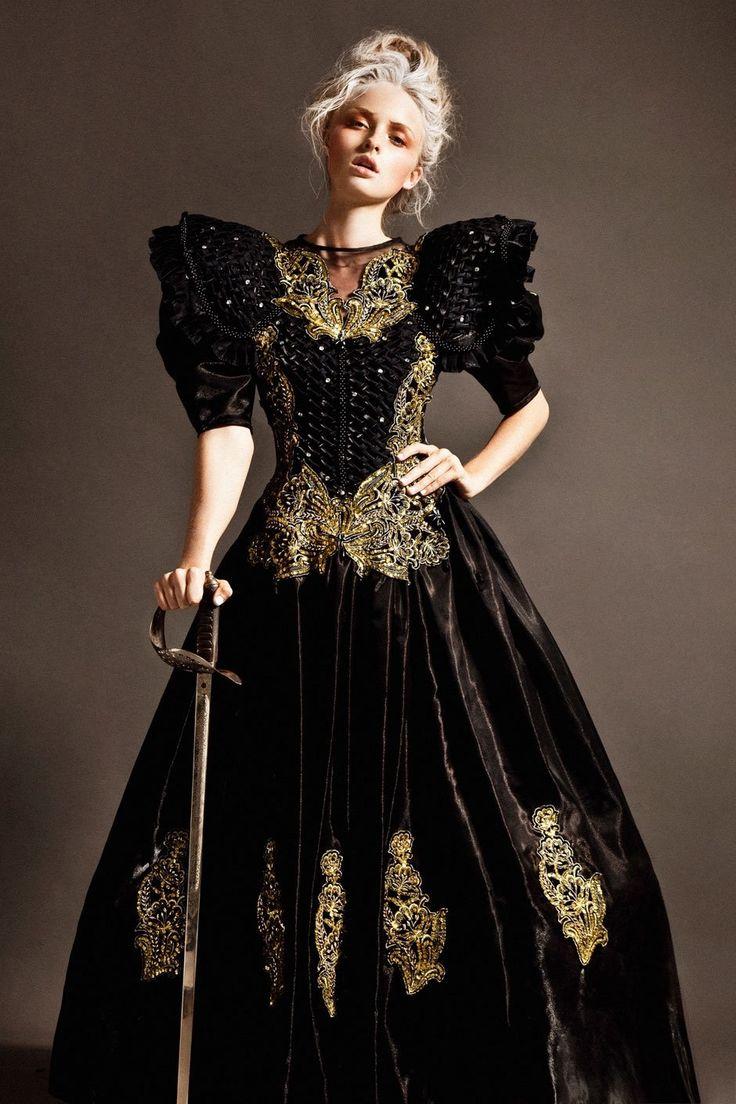 luxuria-vice:  La Liberte by James Broadhurst & Lydia-Jane Saunders for Fashionising.com