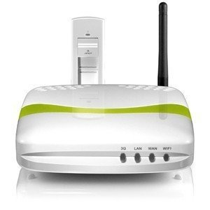 Aluratek - CDW530AM 3G Wireless USB Cellular Router. 3G WRLS CELLULAR ROUTER USB CELLULAR MODEM SUP B-ROUT. 1 x USB WAN, 1 x 10/100Base-TX WAN, 1 x 10/100Base-TX LAN - IEEE 802.11n (draft) - 54Mbps (Office Product)