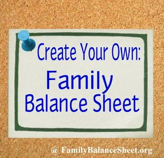My husband and I try to meet to discuss our finances on a monthly basis. We review our spending, our cash flow and our Family Balance Sheet. Since I manage the finances for my family, I created our Family Balance Sheet as a way to communicate with my husband about our family and business finances.…
