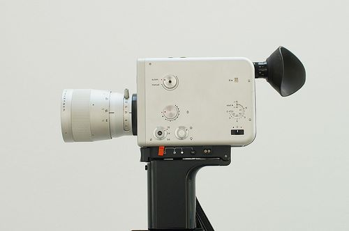 Nizo S 800 Braun Super 8 Filmkamera Design Dieter Rams