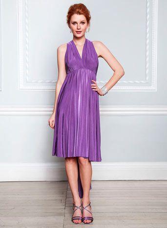 Light Purple Short Twist