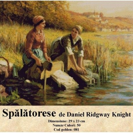 Comanda goblen Spalatorese de Daniel Ridgway Knight http://set-goblen.ro/portrete/3730-spalatorese-de-daniel-ridgway-knight.html