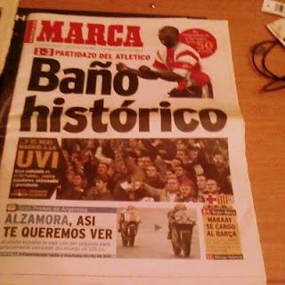 30 de octubre de 1999: último triunfo del Atleti sobre el Madrid.