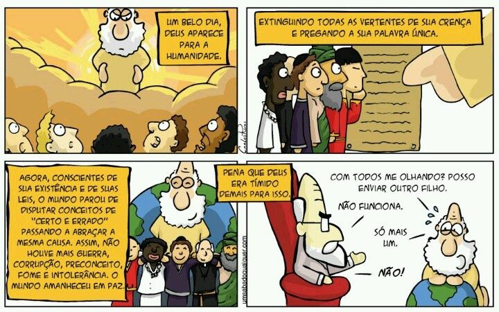 Deus tímido por Carlos Ruas
