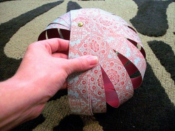 How To Make Homemade Paper Lanterns