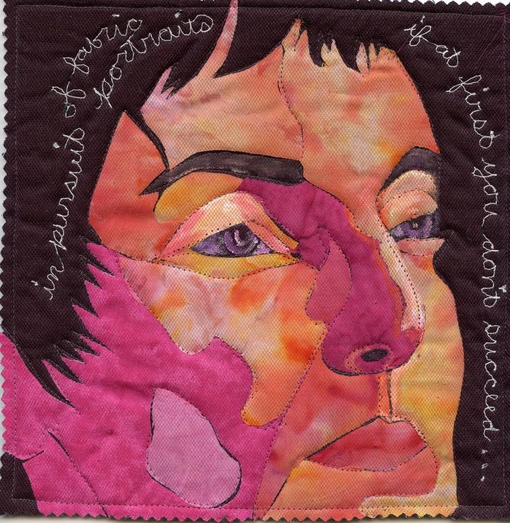 25 best Portrait Quilts images on Pinterest | Photo blanket ... : portrait quilts - Adamdwight.com