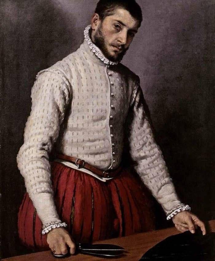 Giovan Battista Moroni,  Il Sarto,