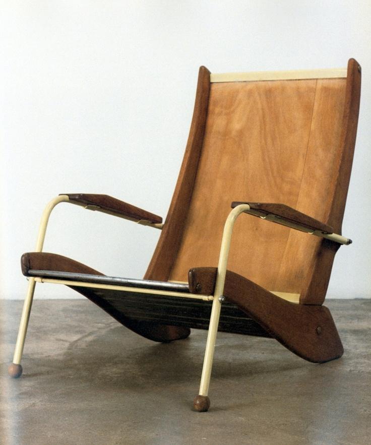 Kangaroo Armchair | Jean Prouvé | 1951