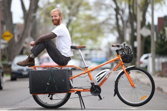 TheStar.com: May 5, 2015 Bike Powered Trailside Concerts Along Pan Am Path