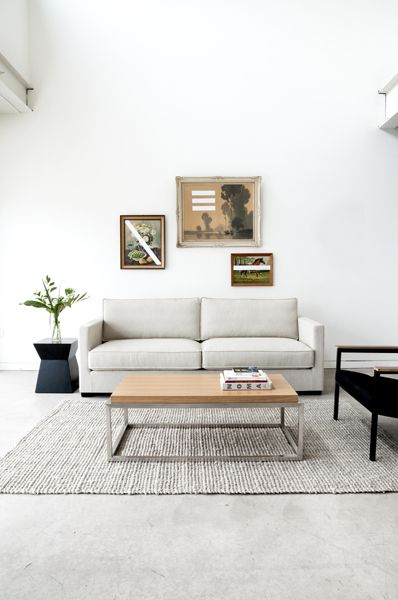 Gus* Modern is one of In Fine Order's favorite Canadian furniture companies.  We have many pieces in our staging stock.